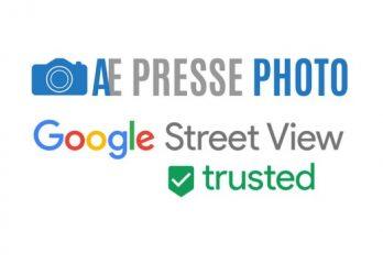 Photographe agréé Google Street View Clermont-Ferrand