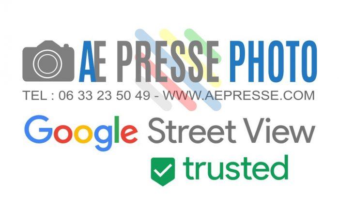 Photographe Google Street View Trusted